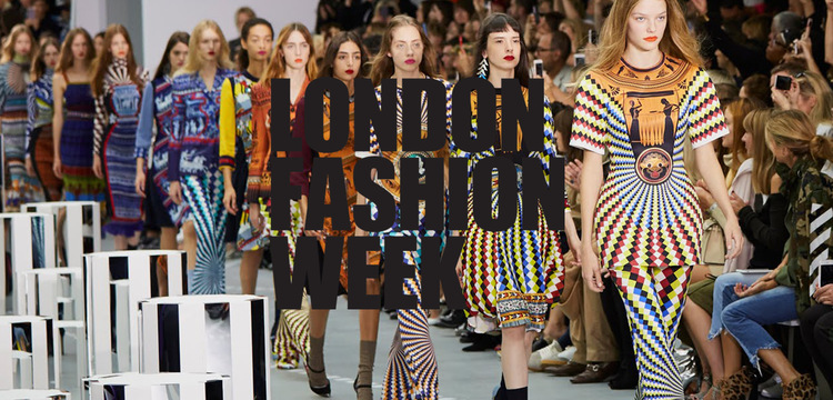 London Fashion Week Festival The Designers